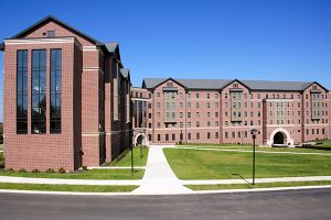 New Collegiate Student Housing / Residence Hall