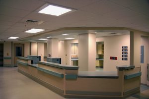 VA Psychiatric Care Facility