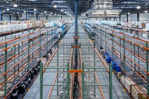 LEED Certified Pharmaceutical Distribution Center