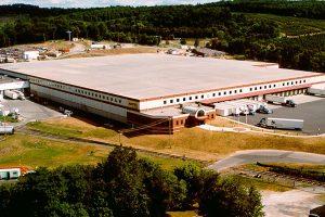 New Perishable Goods Distribution Center