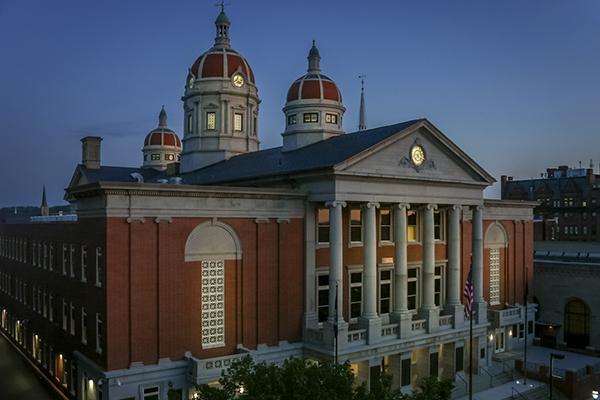 "Sustainability: York County Administrative Center Wins ""Green"" Award"