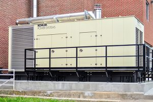 Emergency Generator Replacement