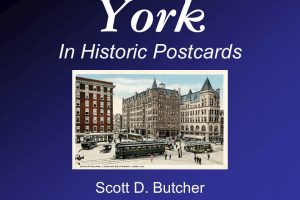 York in Historic Postcards