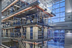 Energy Reduction in Industrial Buildings