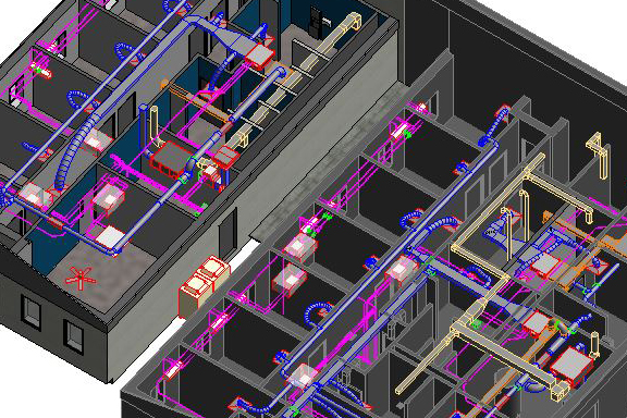 When Do Variable Refrigerant Flow Vrf Systems Make Sense