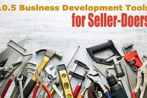 10.5 Business Development Tools for Seller-Doers
