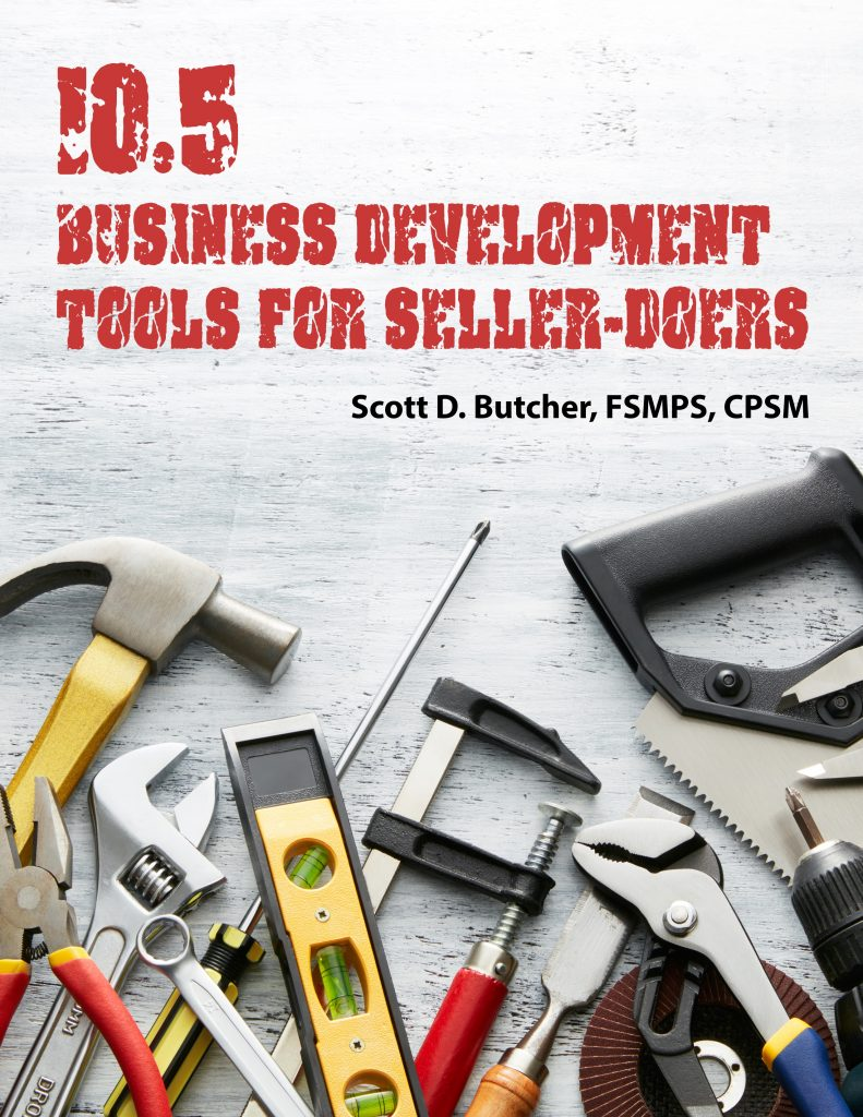Helping Seller-Doers Improve Business Development