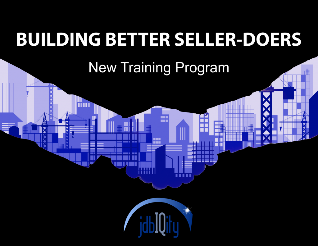 Seller-Doer Training from jdbIQity