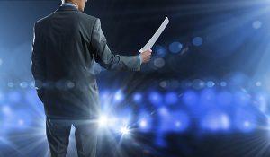 Leadership via Speaking & Writing
