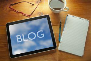 Three R's of Blogging