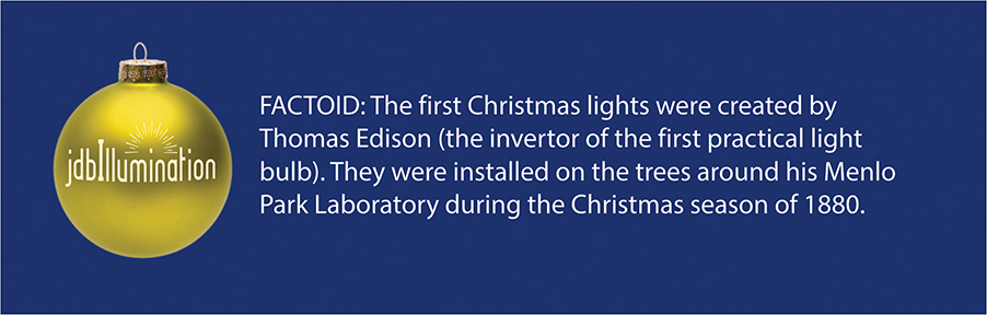 Holiday Decorations Factoid 1