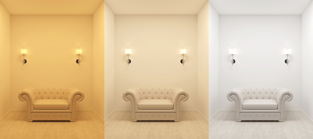 What is the Ideal Color Temperature for Your Lighting?