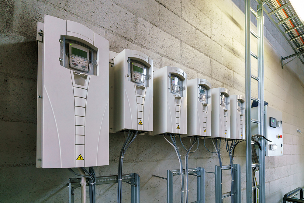 Electrical Considerations for Variable Frequency Drives (VFD)
