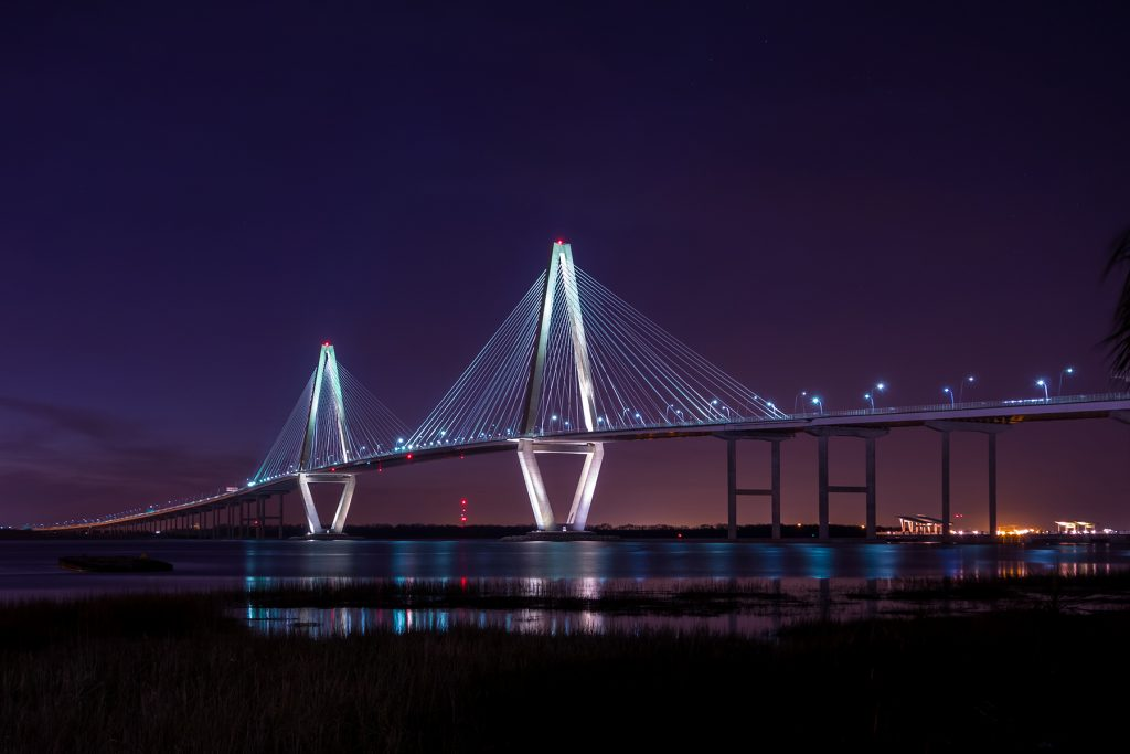 Ravenal Bridge, Charleston © Scott Butcher