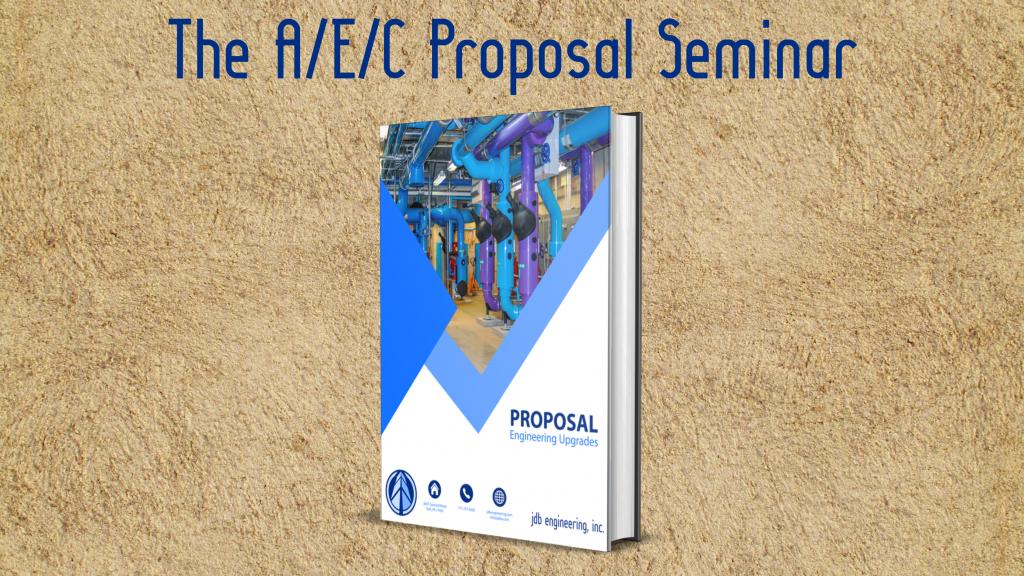 A/E/C Proposal Training Program