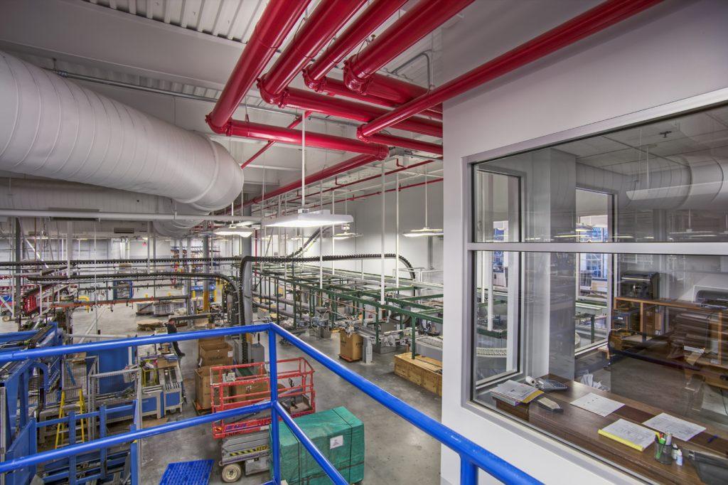 Utility Matrix: Utilization for Manufacturing Processes