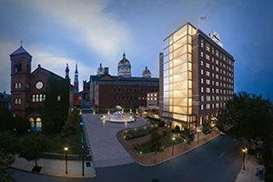 Historic Hotel Redevelopment